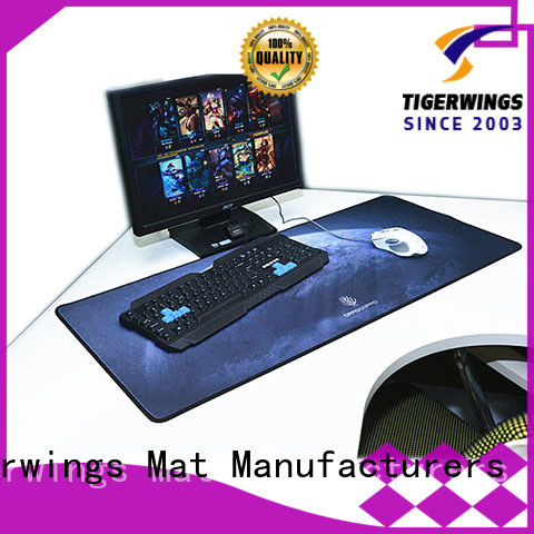 Tigerwings unique mouse pads company for Computer worker