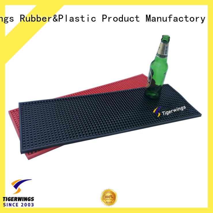 Tigerwings wholesale mats factory for keep bar nice