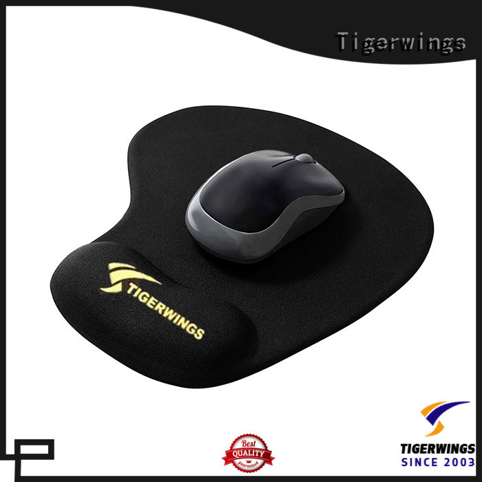 Tigerwings High elastic material high quality mouse pad customization for game player