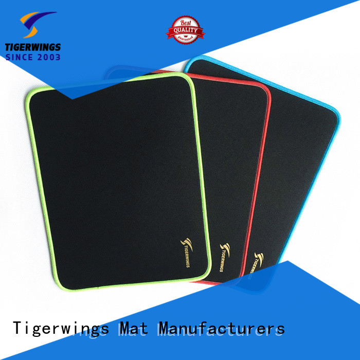 High elastic material wholesale mouse mats factory for Play games