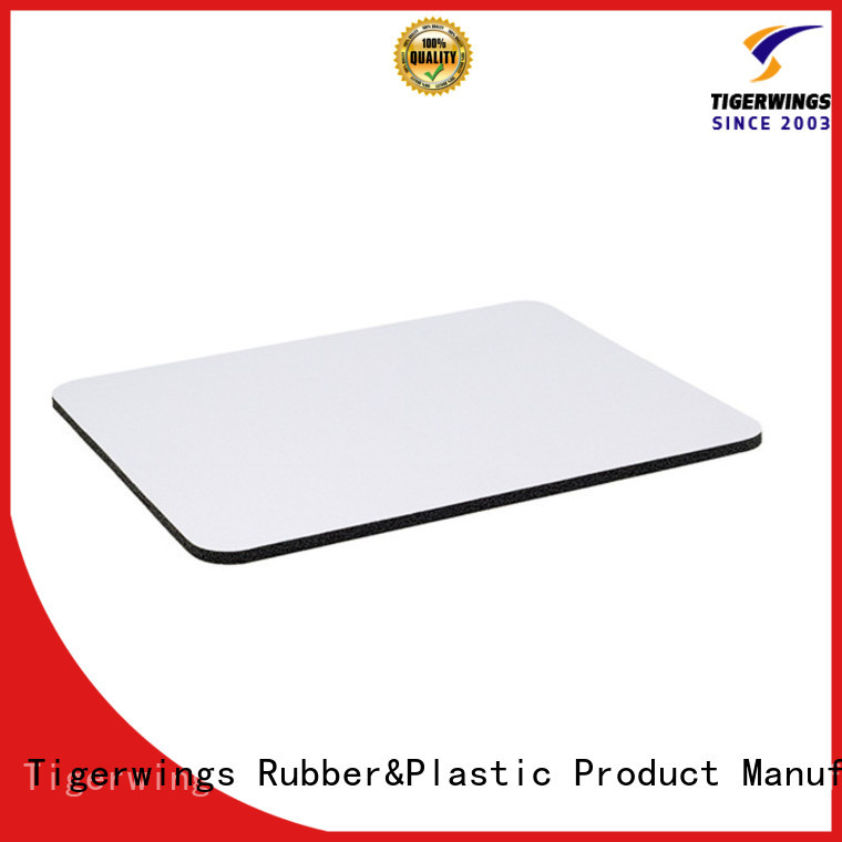 Tigerwings High-quality custom mouse mats OEM/ODM for game player