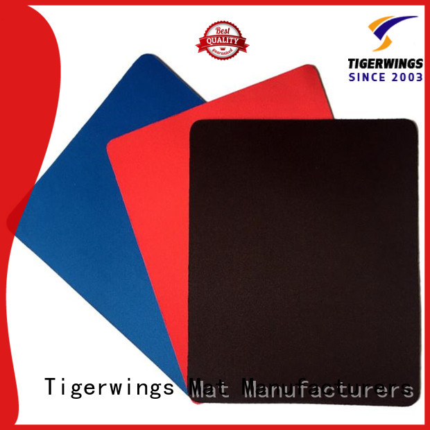 Tigerwings Durable custom gaming mouse pad Exporter for jobs