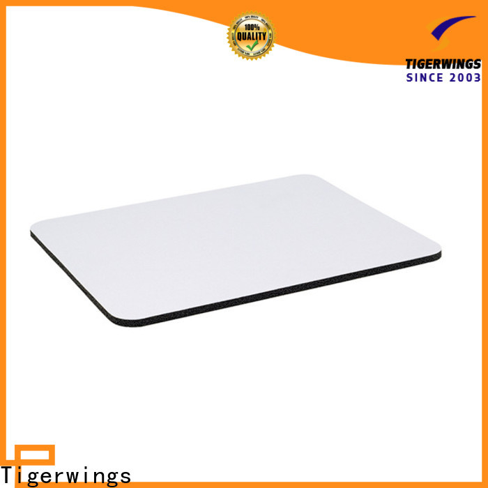Tigerwings no degumming mouse pad maker manufacturers for Play games