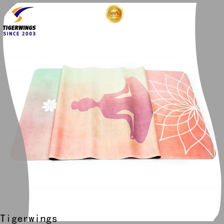 Tigerwings eco friendly yoga mat manufacturer manufacturers for Yogi