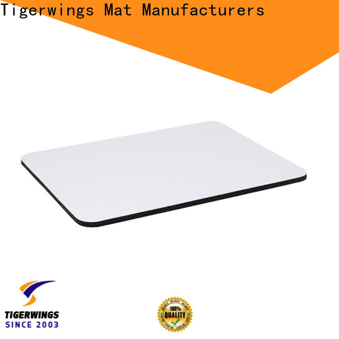 Tigerwings custom computer mouse pad company for Worker