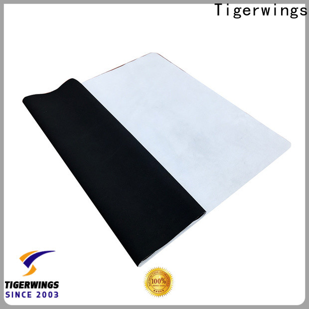 Tigerwings top quality custom rubber mats wholesale for Yogi