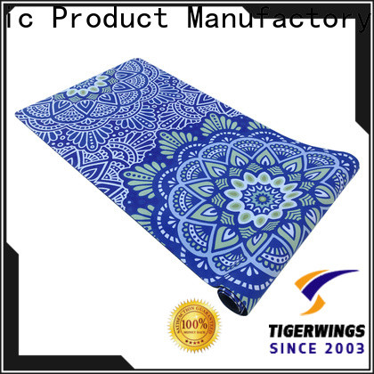 Tigerwings Latest fitness exercise mat ODM for Sportsman