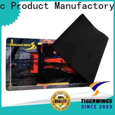 Tigerwings custom printed floor mats Supply for office