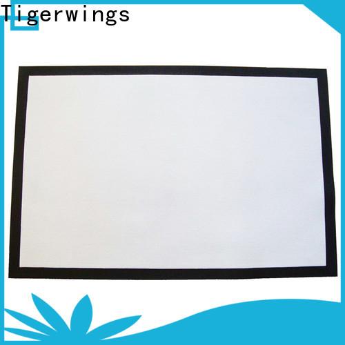Tigerwings Best custom printed floor mats Supply for computer gamer