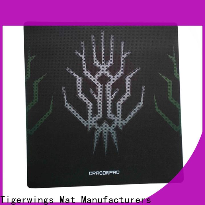 Full control- material custom printed floor mats factory for chair