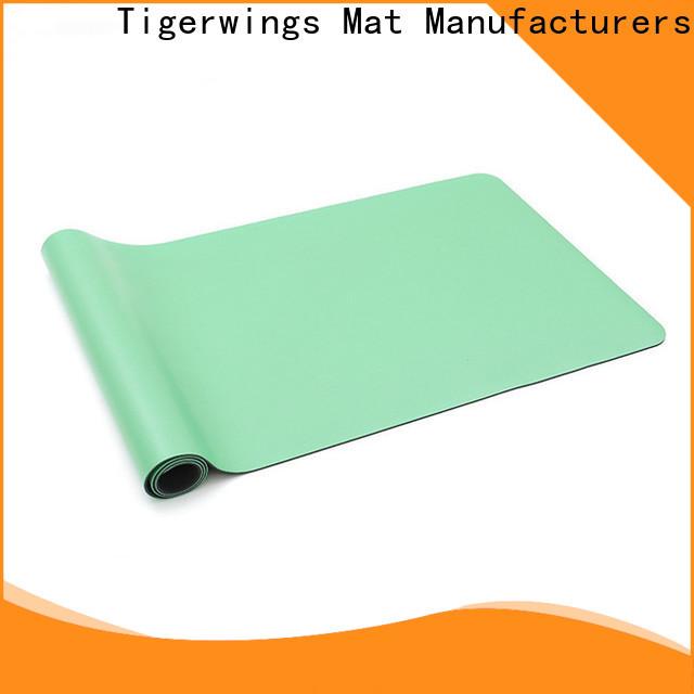 Wholesale best travel yoga mat factory for Indoor activities