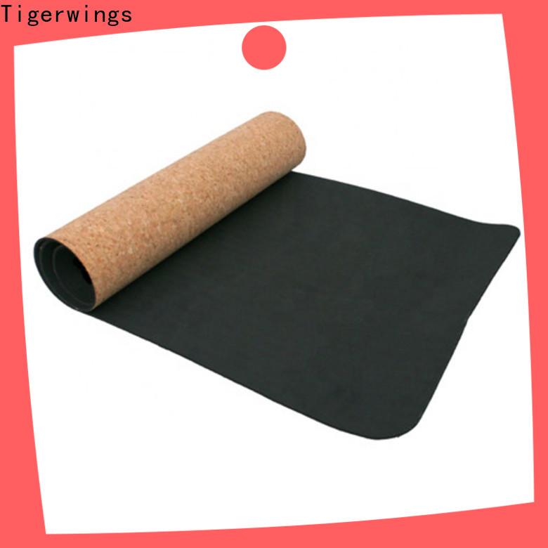 Tigerwings comfortable yoga mat china manufacturer factory for Yoga