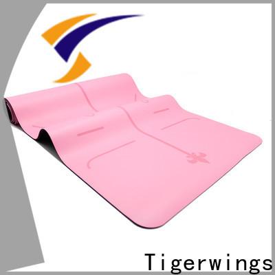 Tigerwings recycled yoga mat factory for Yogi