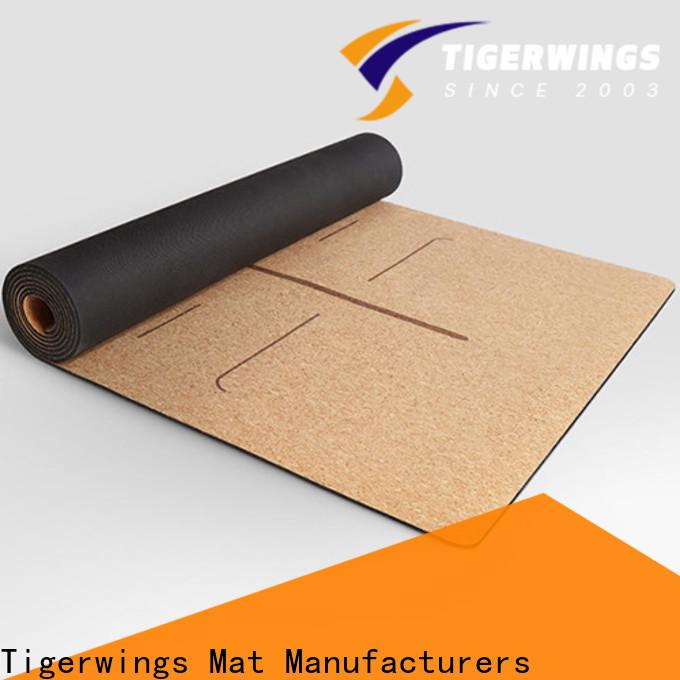 Tigerwings best travel yoga mat factory for Indoor activities