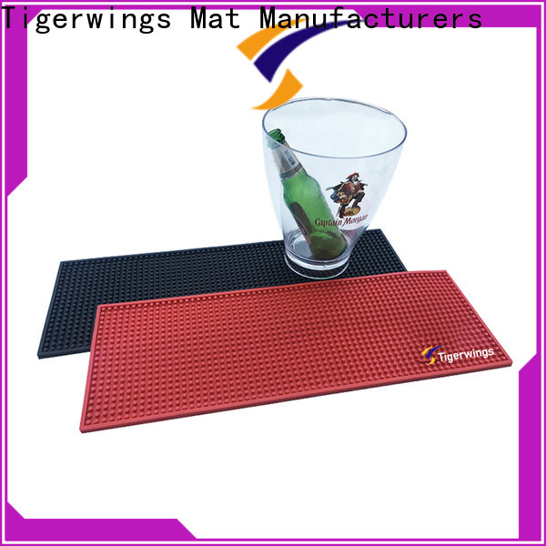 nice quality bar mat jack daniels ODM for Bar counter