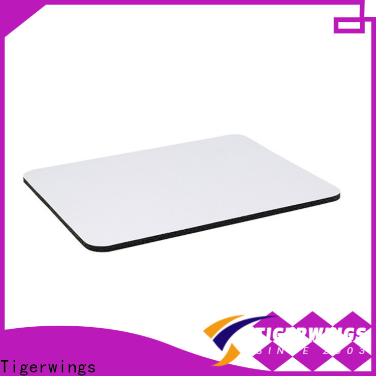 Tigerwings Durable wholesale mouse mats for business for student