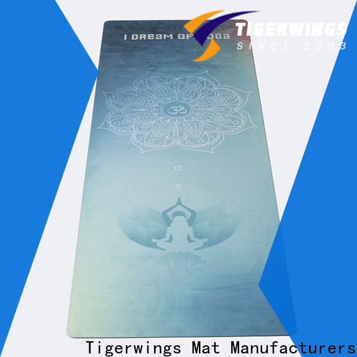 Tigerwings good yoga mats Suppliers for Fitness