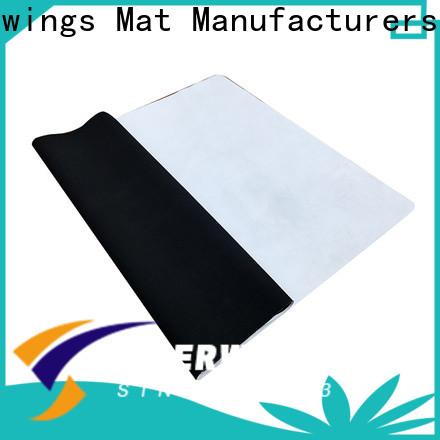 Tigerwings Top good yoga mats customization for Sportsman