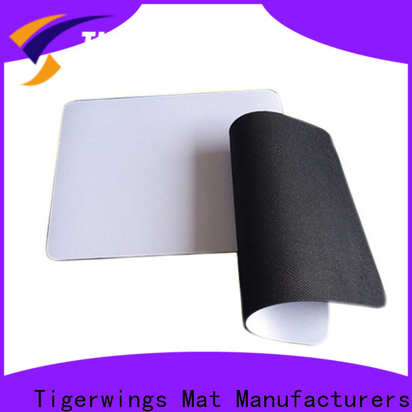 Tigerwings Wholesale large gaming mouse pad customization for Computer worker
