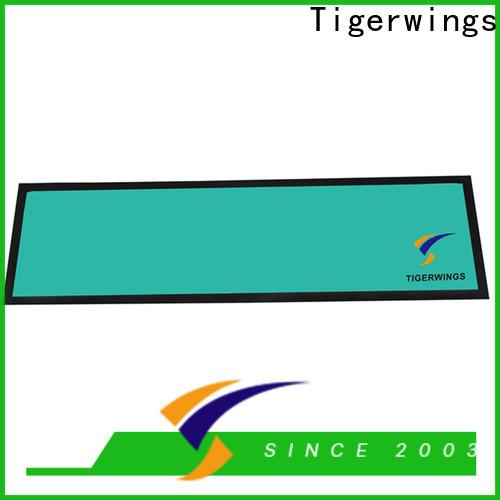 Tigerwings heavy duty bar drink mats OEM/ODM for bar