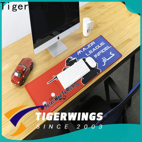 Tigerwings rgb mouse pad xxl company for Play games