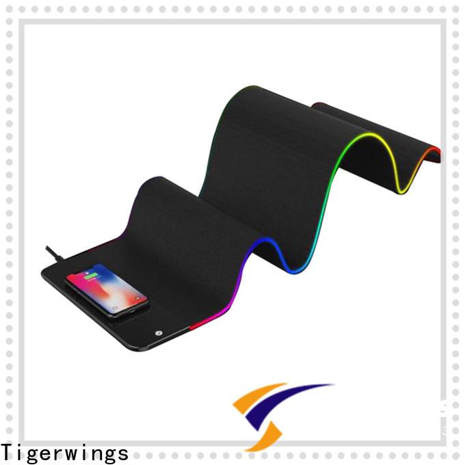 Tigerwings no degumming rgb mouse pad xxl for jobs