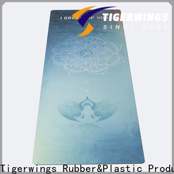 professional extra large yoga mat China for Indoor activities