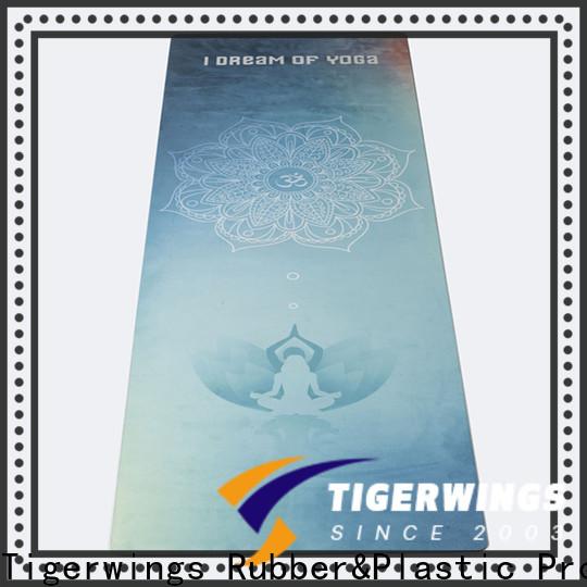 Latest beautiful yoga mat Exporter for Yoga
