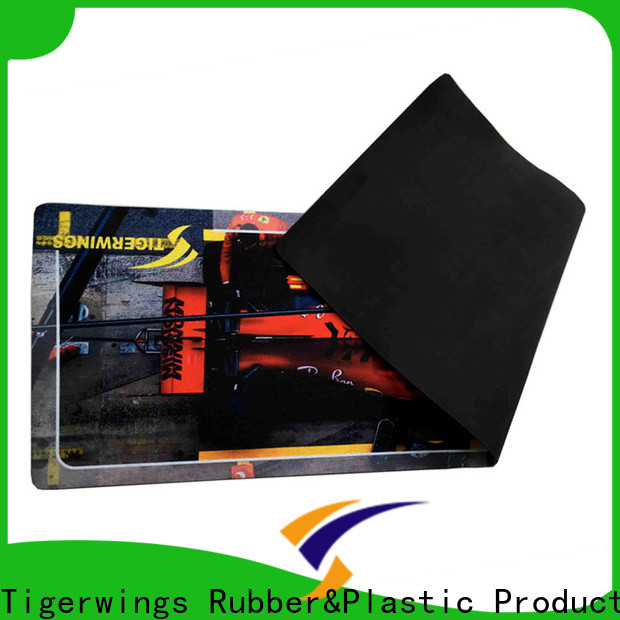 Tigerwings custom indoor floor mats for Internet cafe