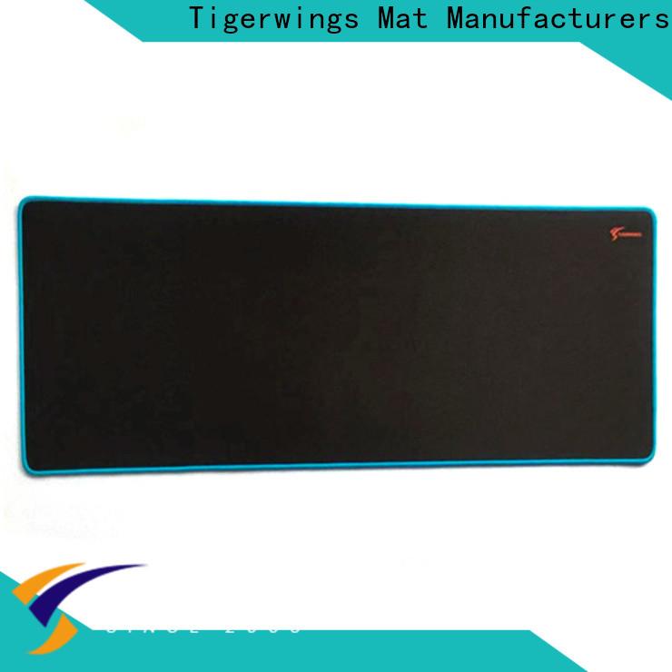 Tigerwings Custom OEM desk cover mat OEM for Computer Desk