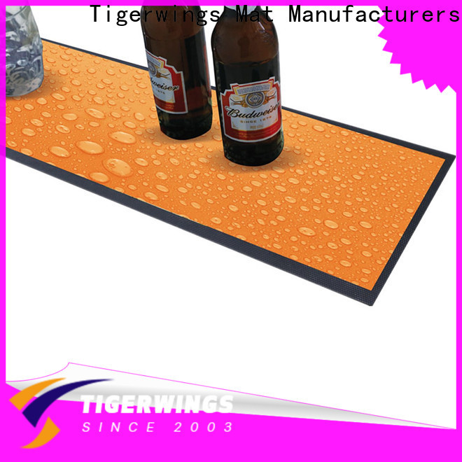 Tigerwings ODM best bar counter mats for sale manufacturers for Bar counter