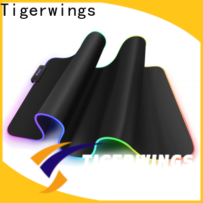 Tigerwings Top computer gaming mouse pad company for Play games