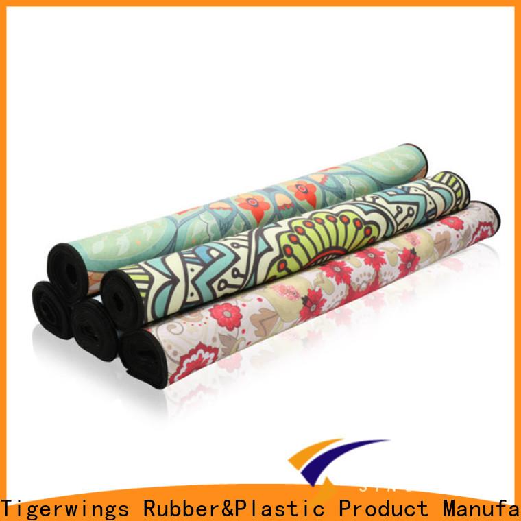 Tigerwings best travel yoga mat manufacturer for Sportsman