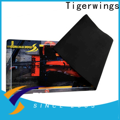 Tigerwings ODM high quality office mat for rolling chair on carpet manufacturers for computer chair