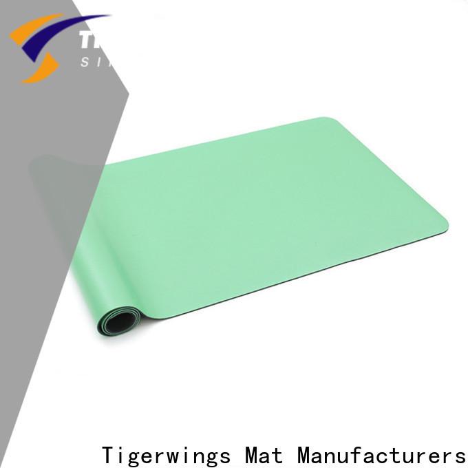 Tigerwings washable yoga mat wholesale for Yogi