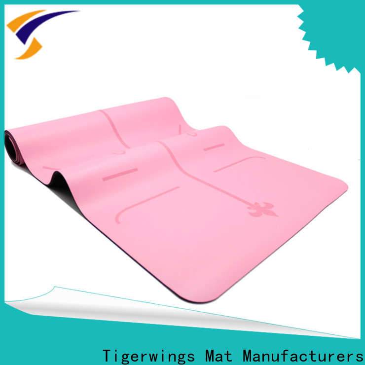 Tigerwings customizable yoga mats Exporter for Yoga