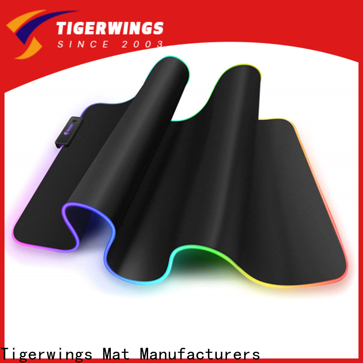 Tigerwings marvel mouse pad OEM/ODM for game player