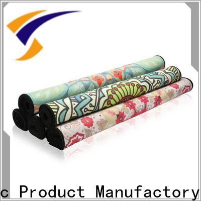 excellent moisture absorbing yoga mat cost customization for Indoor activities