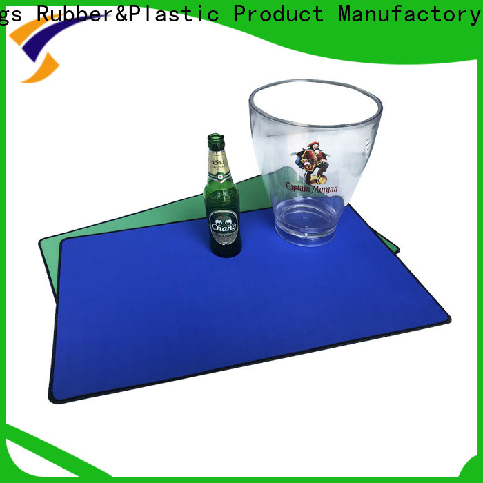 Tigerwings guinness mat Supply for keep bar nice and clean