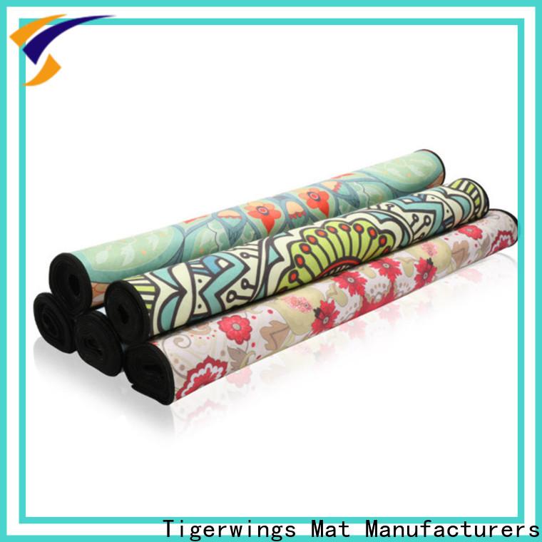 popular personalized yoga mats wholesale customization for Yoga