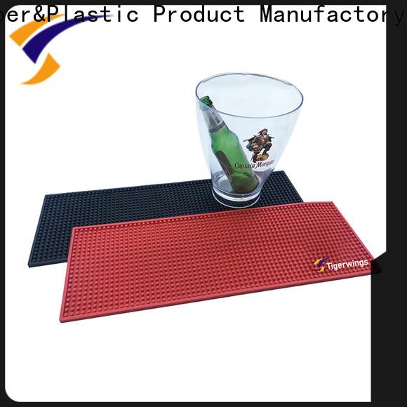 Tigerwings bar rail mats ODM for Bar protection