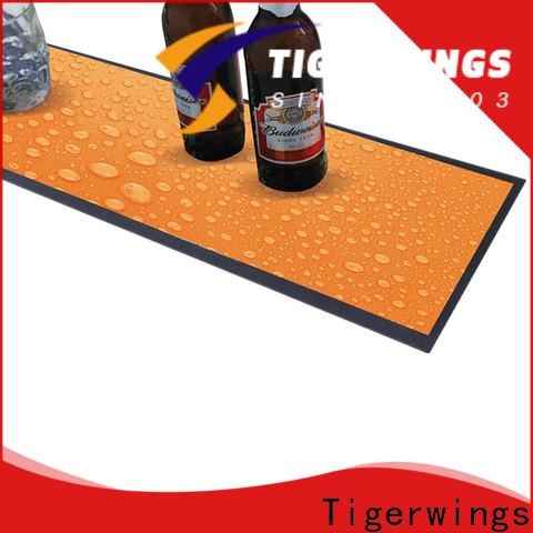 Latest custom bar mats rubber supplier for keep bar nice