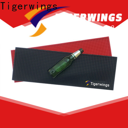 hick and odourless bar rubber mat runner for business for keep bar nice and clean