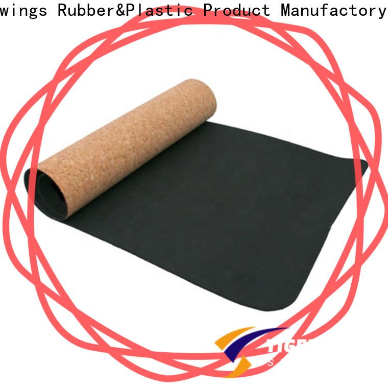Bulk purchase OEM customised yoga mats factory for meditation