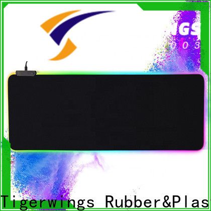 Tigerwings Wholesale pink mouse pad manufacturer for Play games