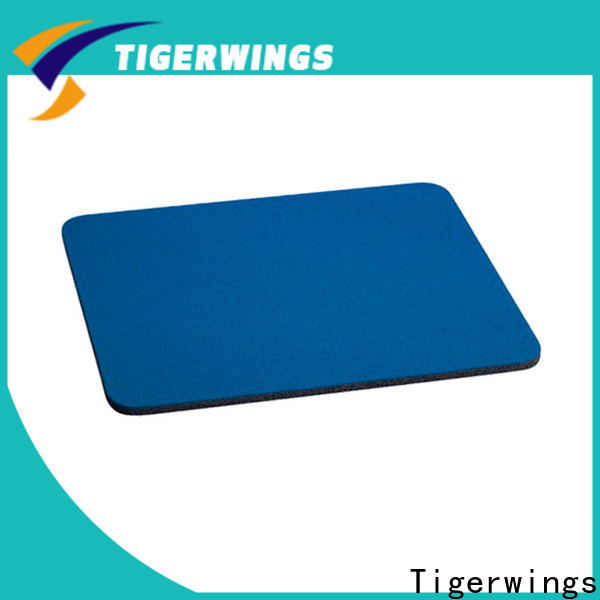 Tigerwings OEM wholesale mouse pads OEM/ODM for Computer worker