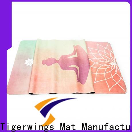 Tigerwings 1 inch yoga mat factory for Indoor activities