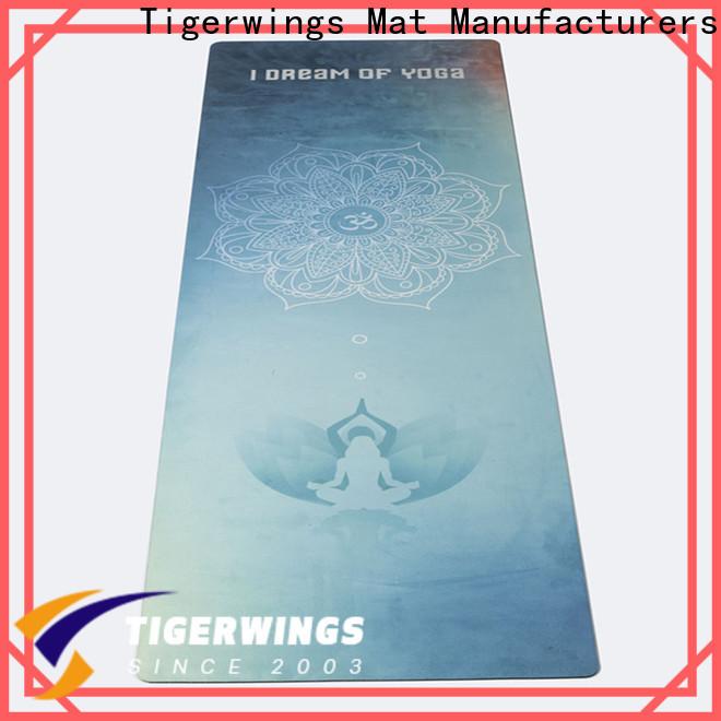 Tigerwings custom yoga towel company for Sportsman