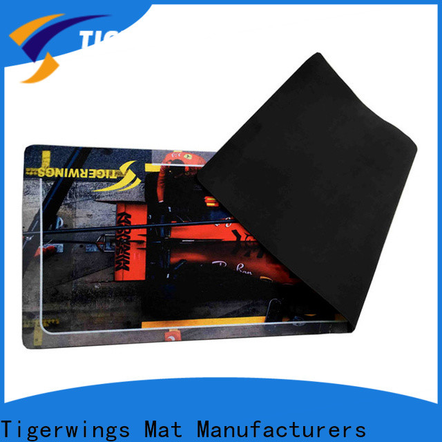 Tigerwings Lock edge without burrs lowes computer chair mat company for computer gamer