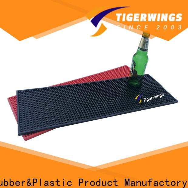 Tigerwings long bar mat Exporter for keep bar nice and clean